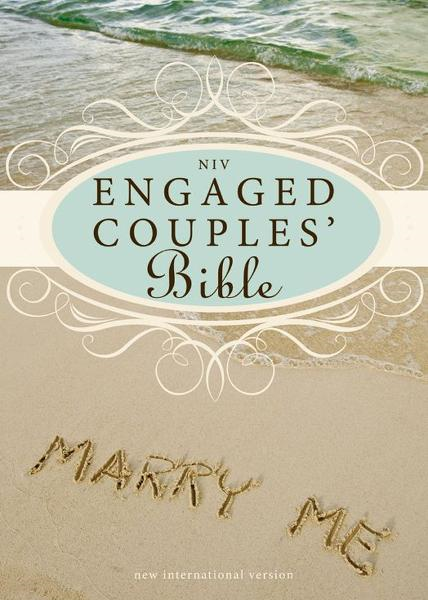 NIV Engaged Couples' Bible By: Zondervan