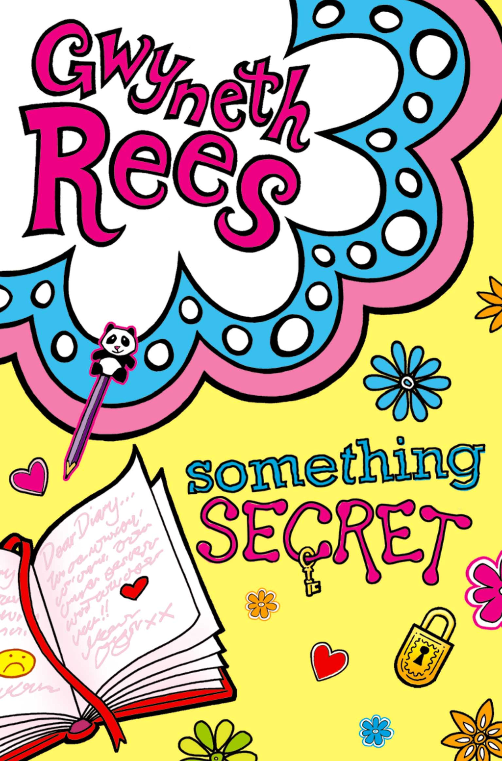Something Secret By: Gwyneth Rees