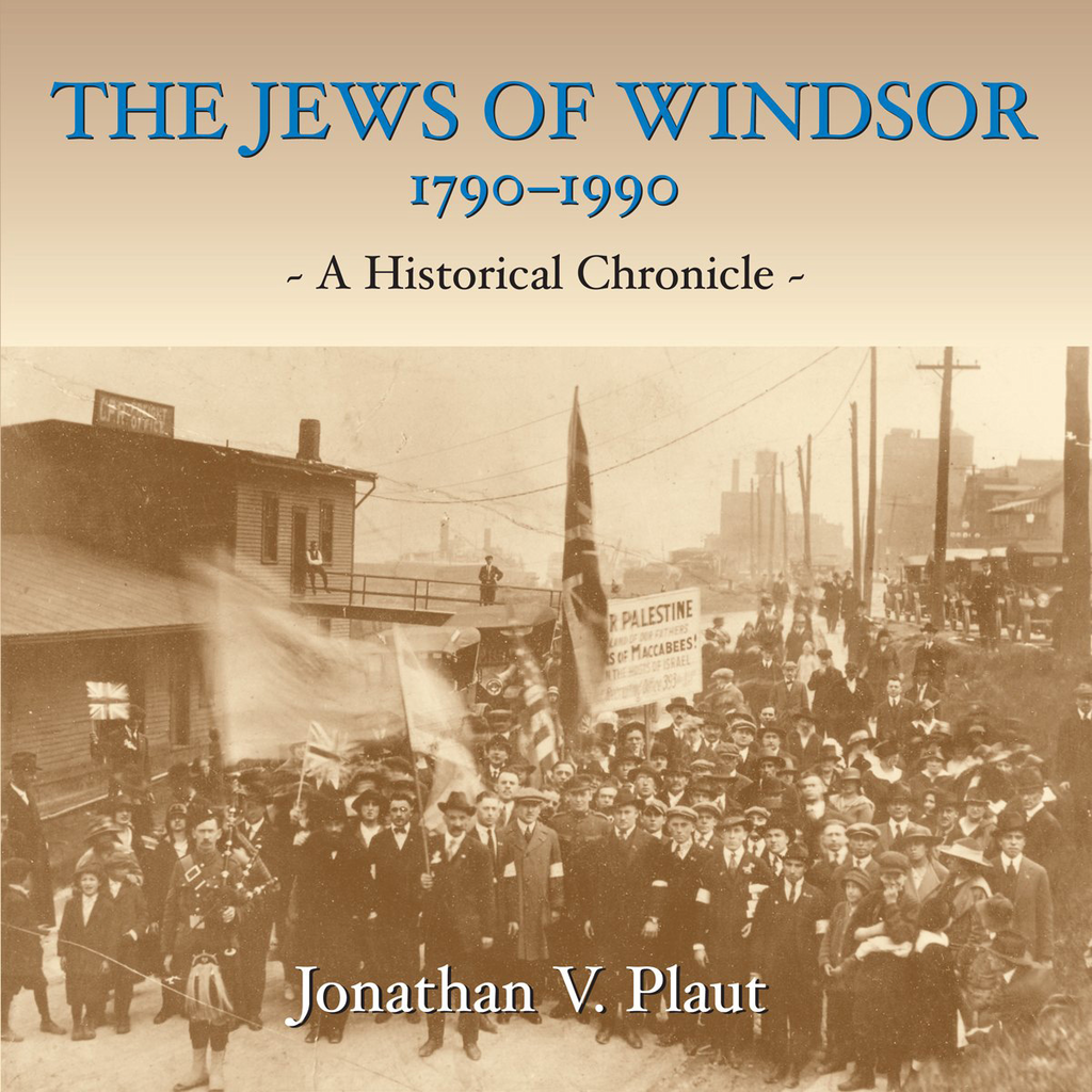 The Jews of Windsor, 1790-1990