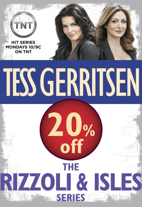 The Rizzoli & Isles Series 9-Book Bundle By: Tess Gerritsen