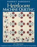 online magazine -  Heirloom Machine Quilting: A Comprehensive Guide to Hand-Quilting Effects Using Your Sewing Machine