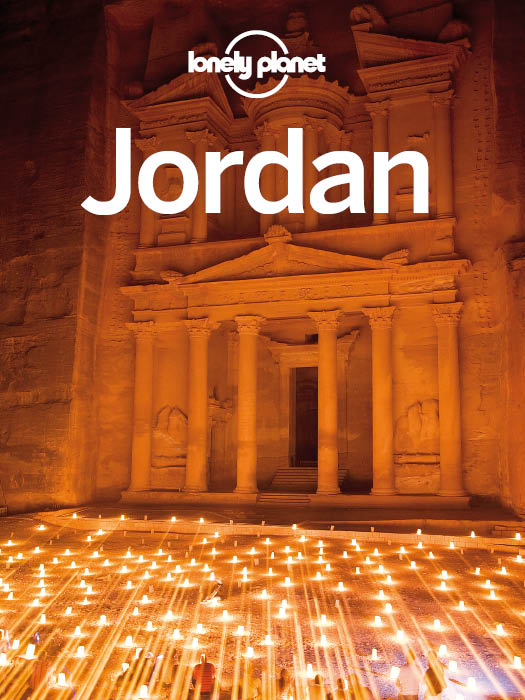 Lonely Planet Jordan By: Jenny Walker,Lonely Planet