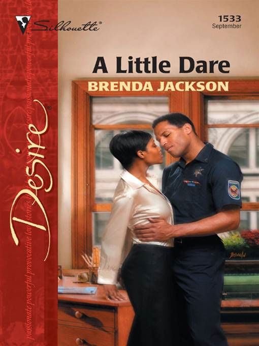 A Little Dare By: Brenda Jackson