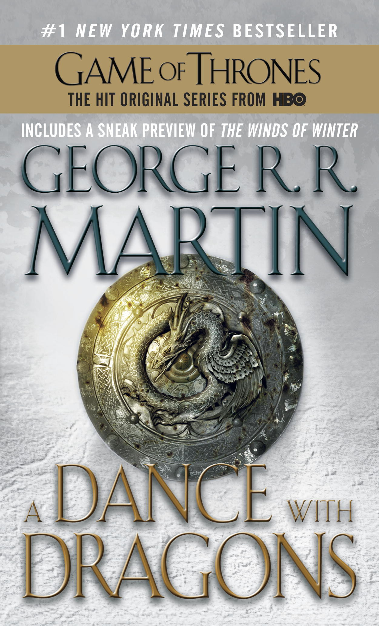 Book Cover: A Dance with Dragons: A Song of Ice and Fire: Book Five
