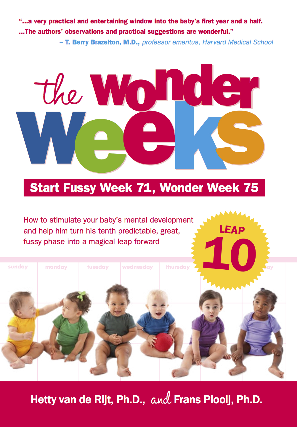 The Wonder Weeks, Leap 10