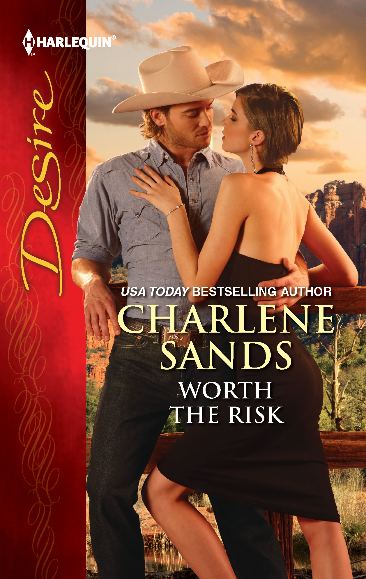 Worth the Risk By: Charlene Sands