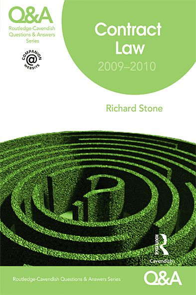 Q&A Contract Law 2009-2010