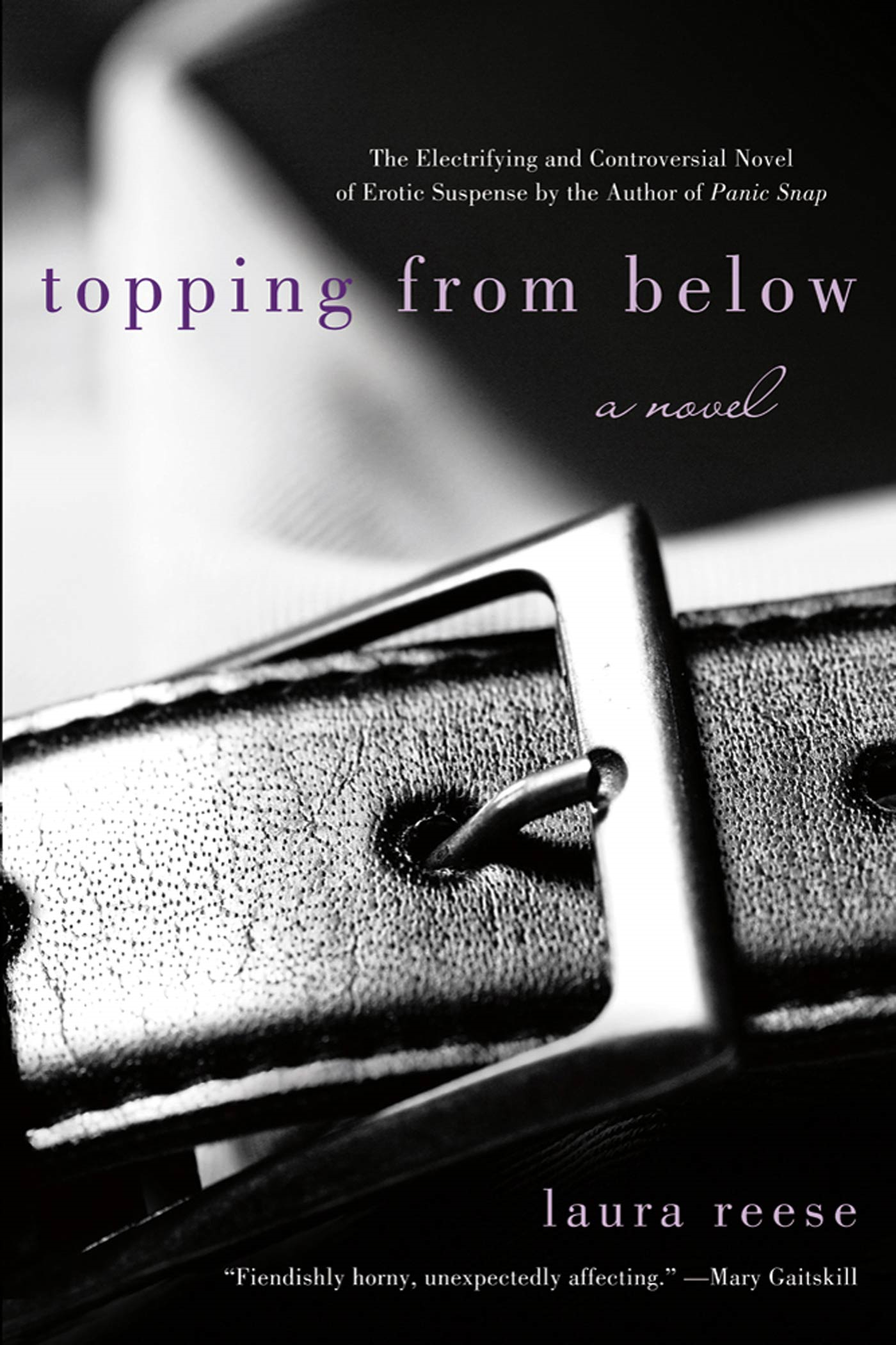 Topping from Below By: Laura Reese