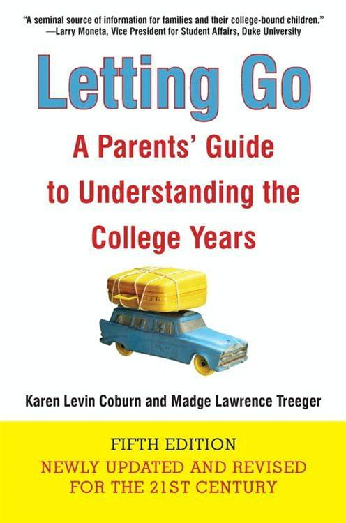 Letting Go (Fifth Edition) By: Karen Levin Coburn,Madge Lawrence Treeger