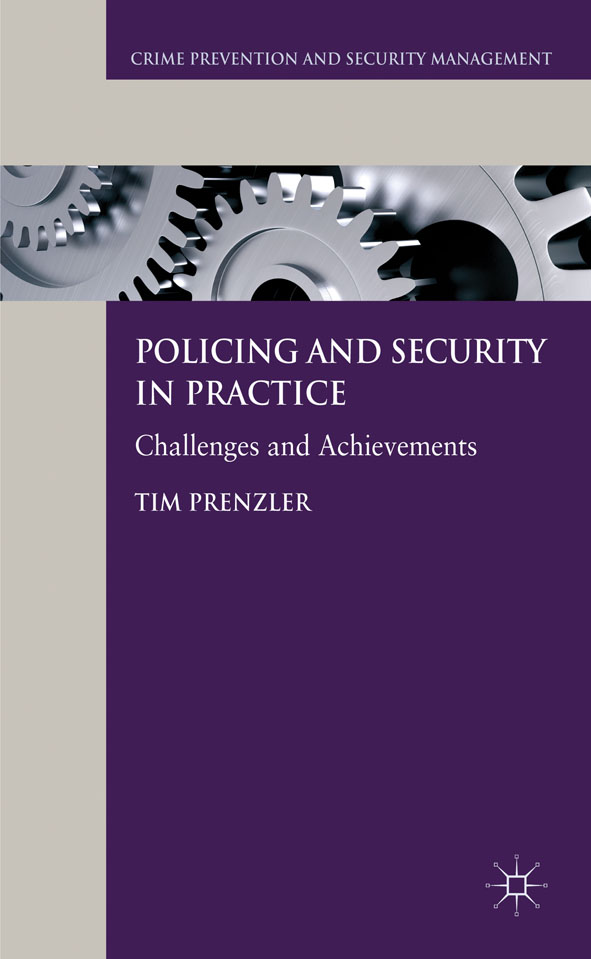 Policing and Security in Practice