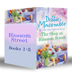 Blossom Street Bundle (Book 1-5) (Mills & Boon e-Book Collections)