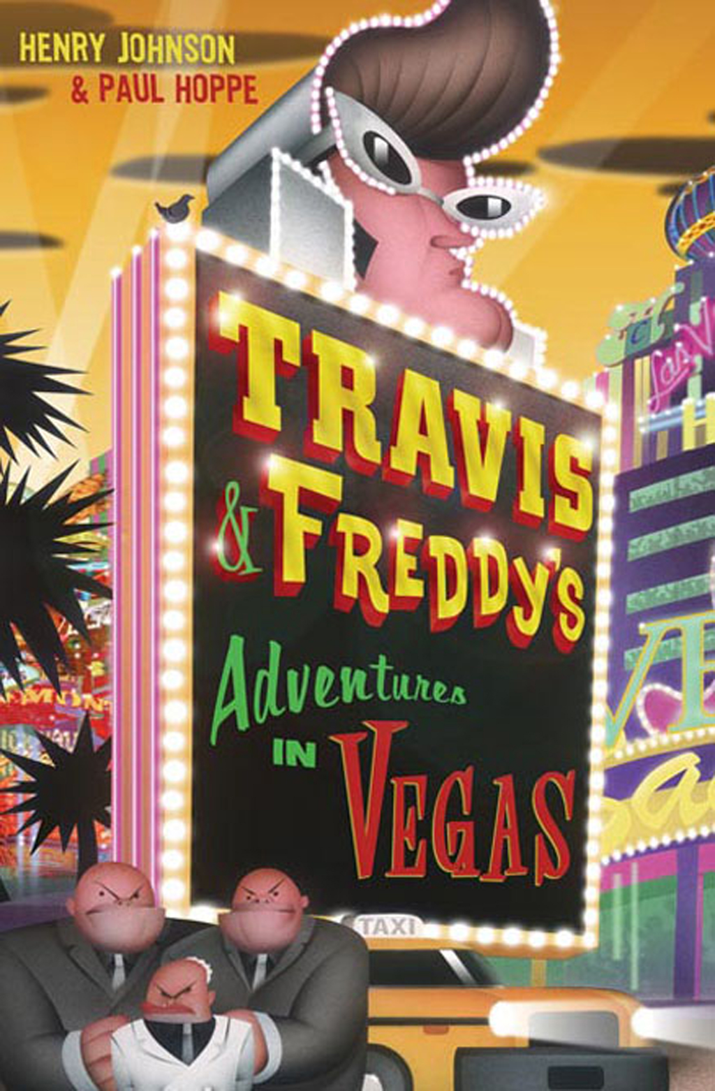 Travis & Freddy's Adventures in Vegas