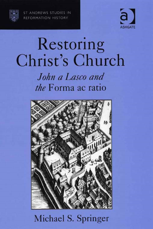 Restoring Christ's Church