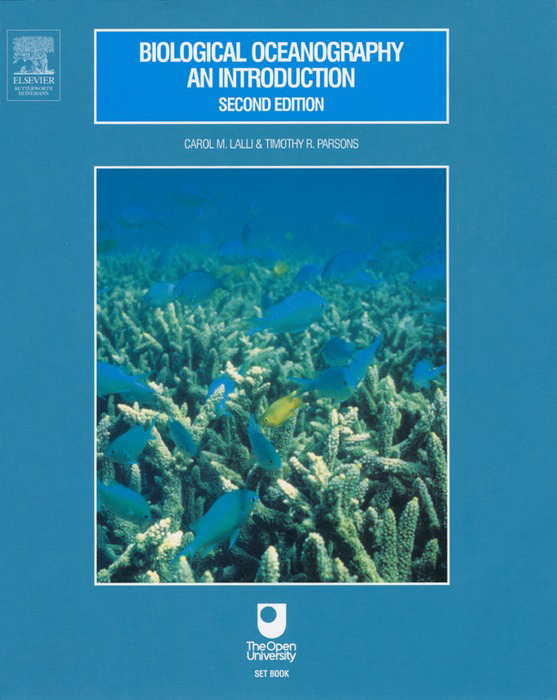 Biological Oceanography: An Introduction An Introduction