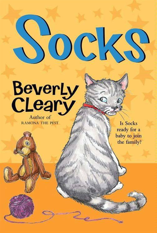 Socks By: Beverly Cleary,Tracy Dockray