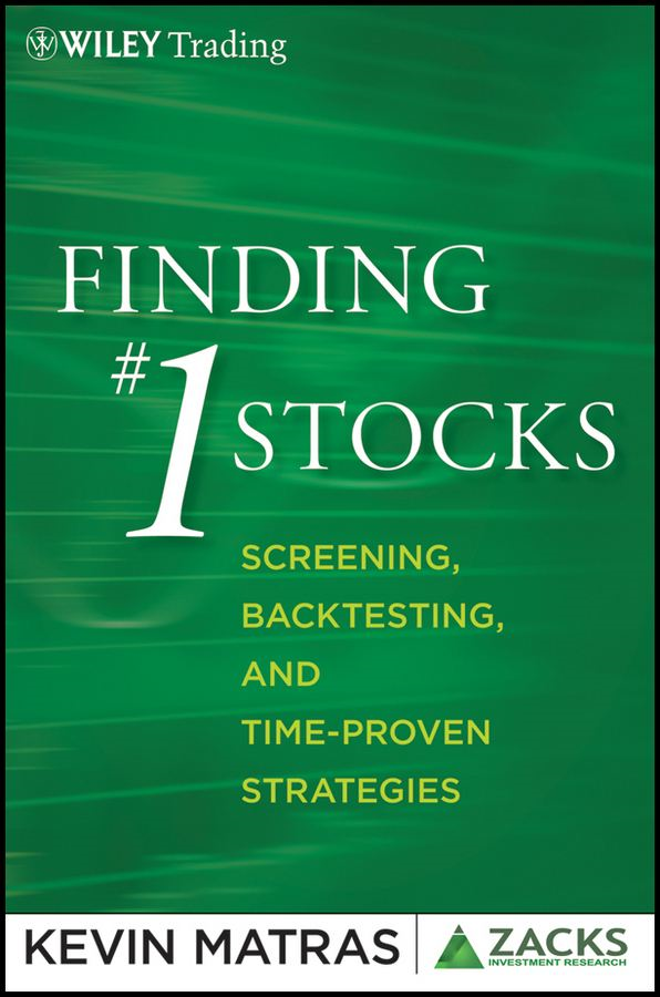 Finding #1 Stocks By: Kevin Matras