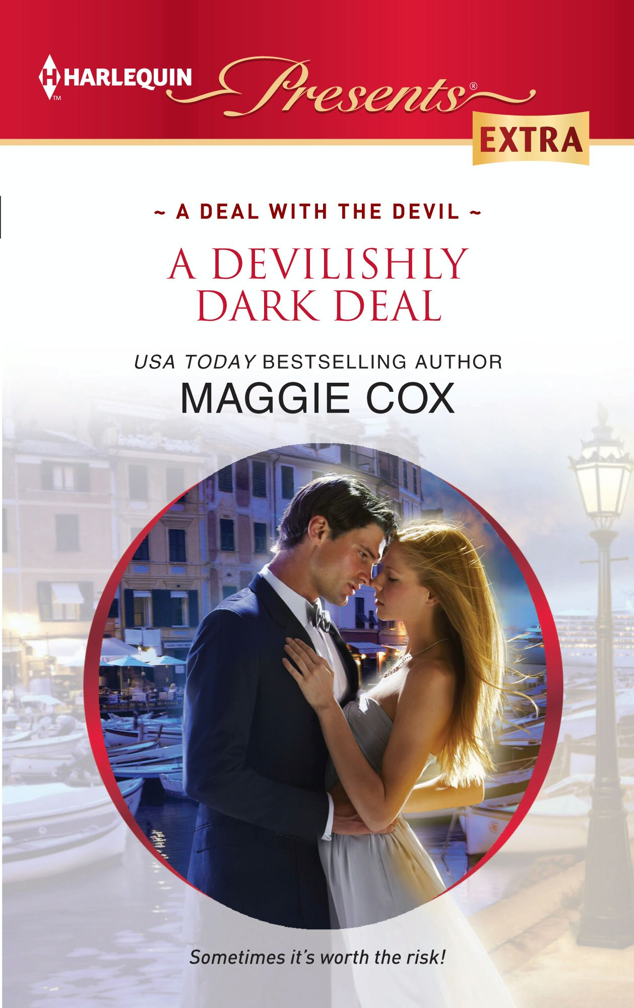 A Devilishly Dark Deal By: Maggie Cox