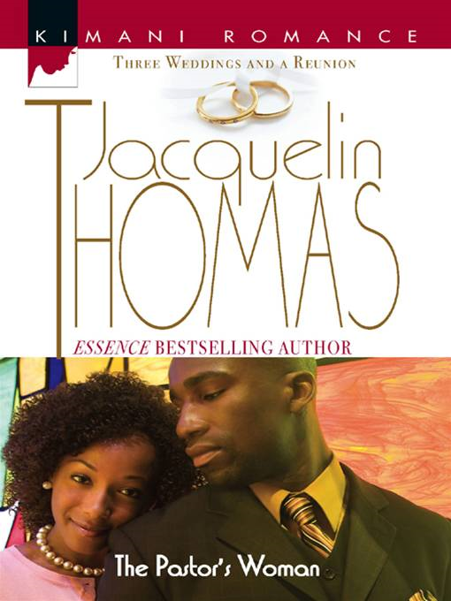The Pastor's Woman By: Jacquelin Thomas