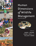 Human Dimensions Of Wildlife Management