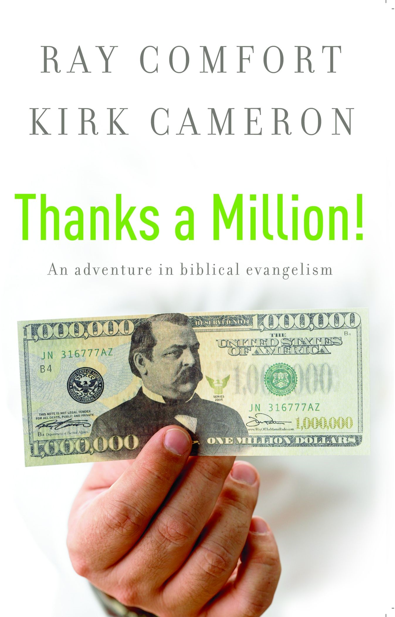 Thanks a Million By: Comfort, Ray