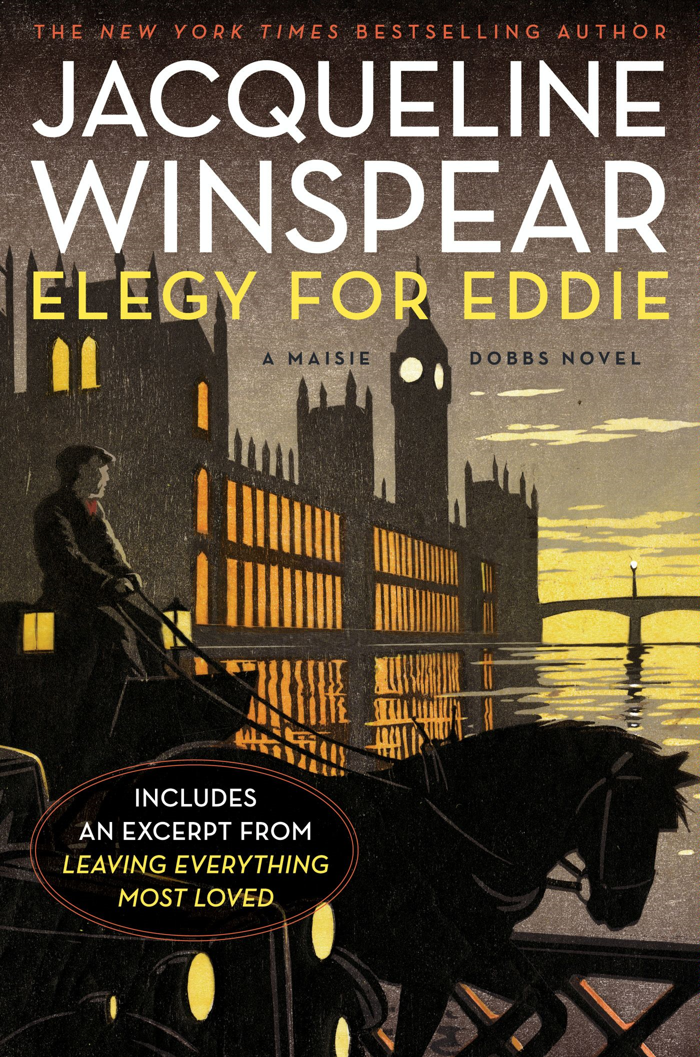 Elegy for Eddie: A Maisie Dobbs Novel