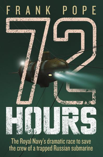 72 Hours By: Frank Pope