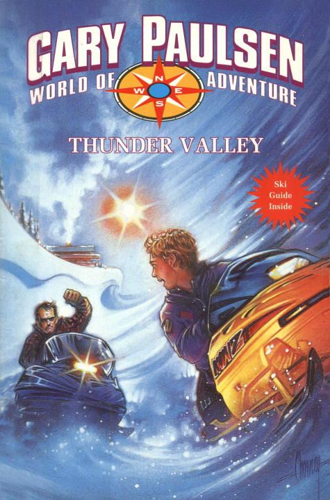 THUNDER VALLEY World of Adventure Series,  Book 16