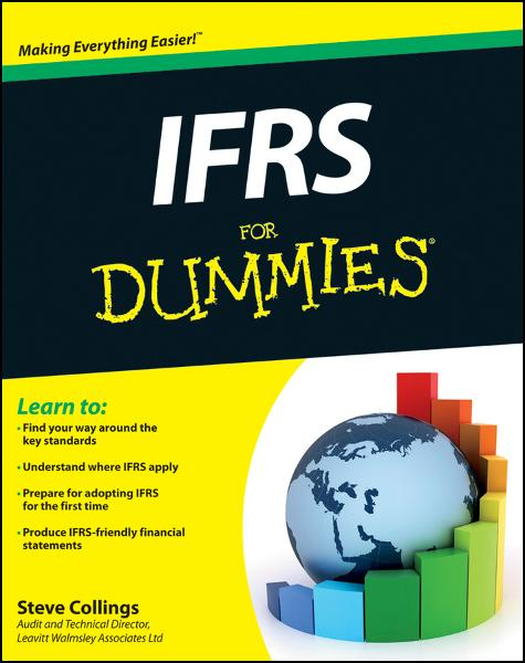 IFRS For Dummies By: Steven Collings