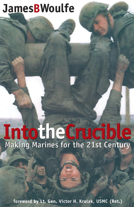 Into the Crucible By: James Woulfe