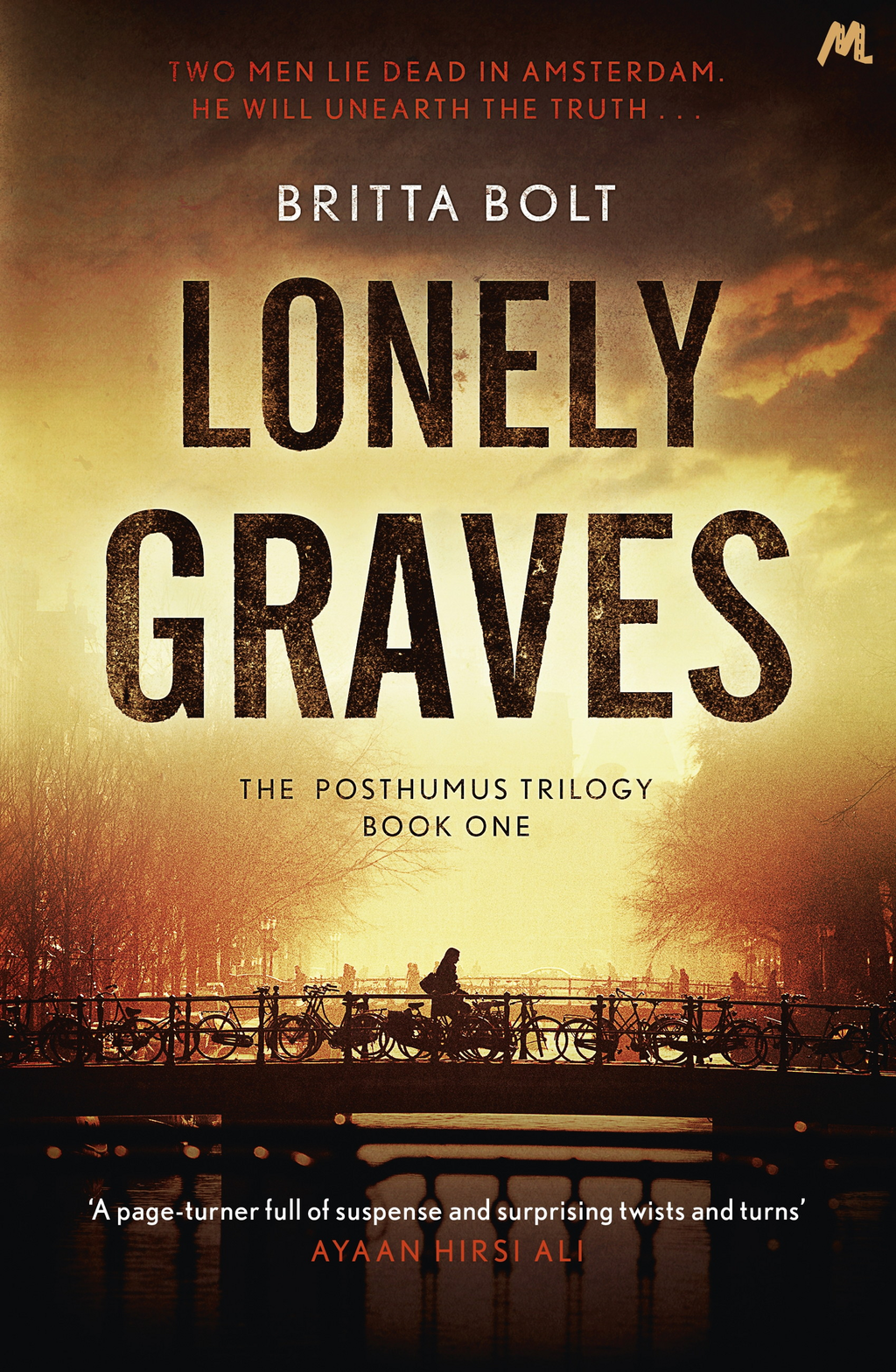Lonely Graves Pieter Posthumus Mystery 1