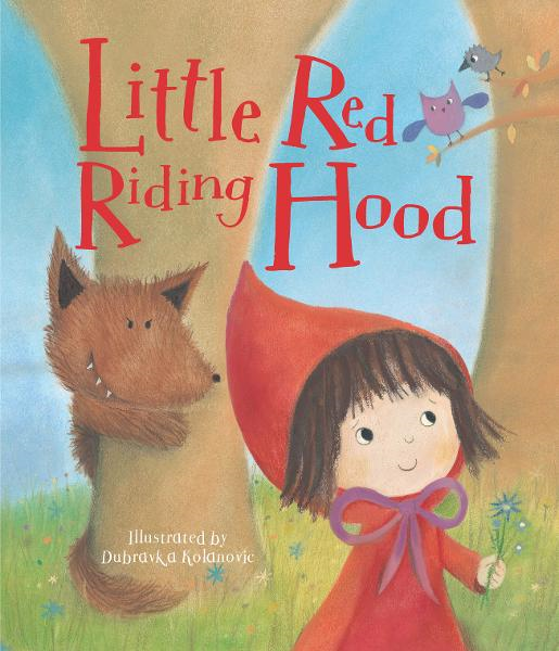 Little Red Riding Hood (Parragon Fairy Tale Classics With Enhanced Read-Along)