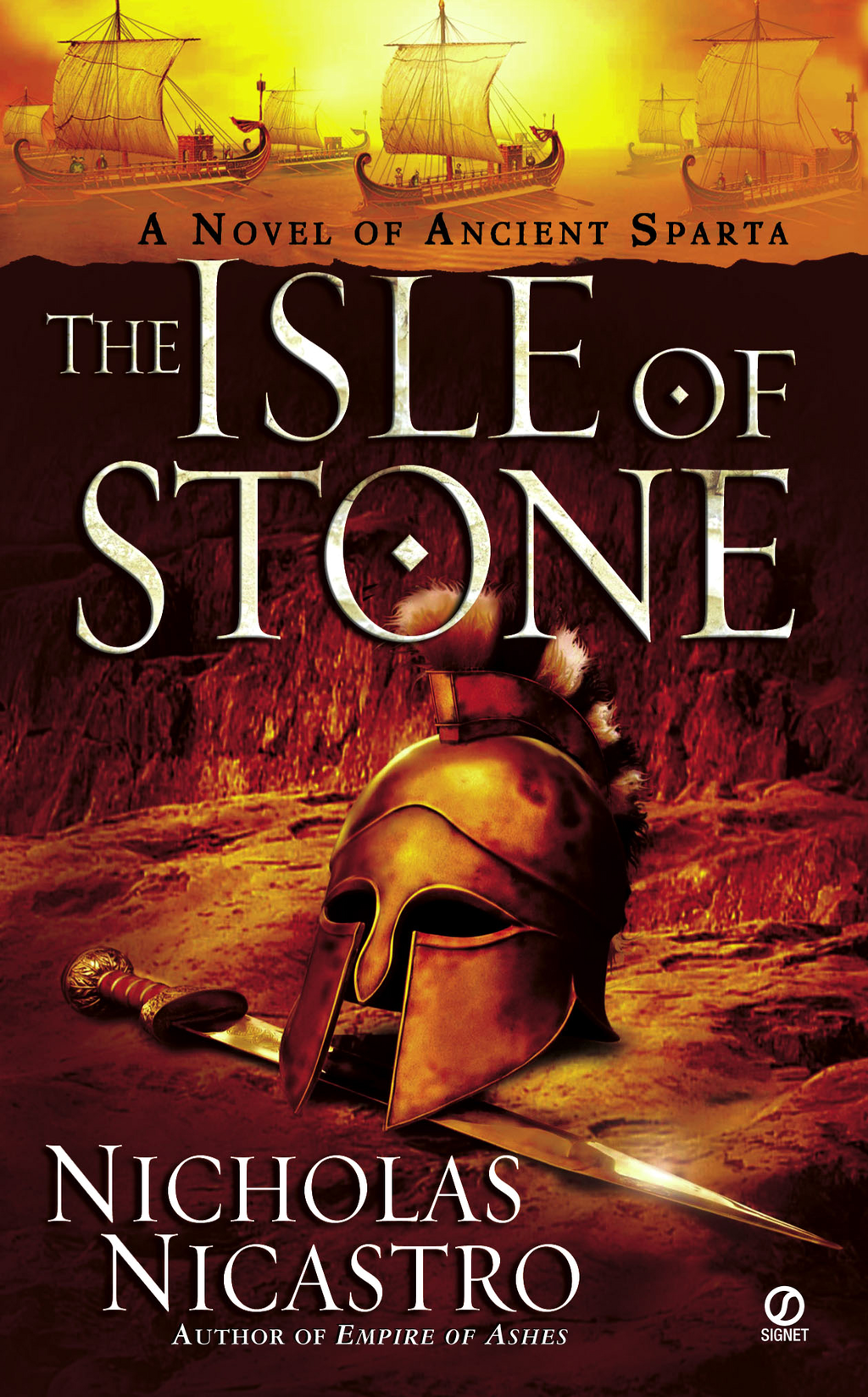 The Isle of Stone By: Nicholas Nicastro