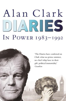 Diaries: In Power In Power