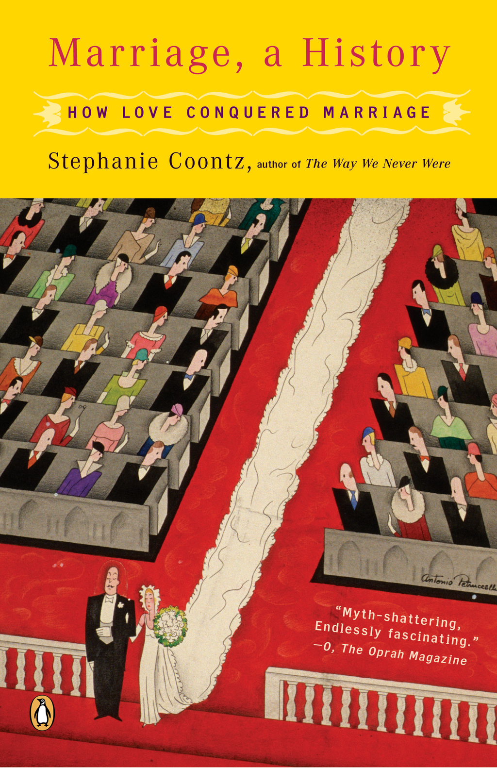 Marriage, a History By: Stephanie Coontz
