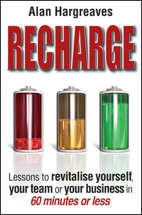 Recharge By: Alan Hargreaves