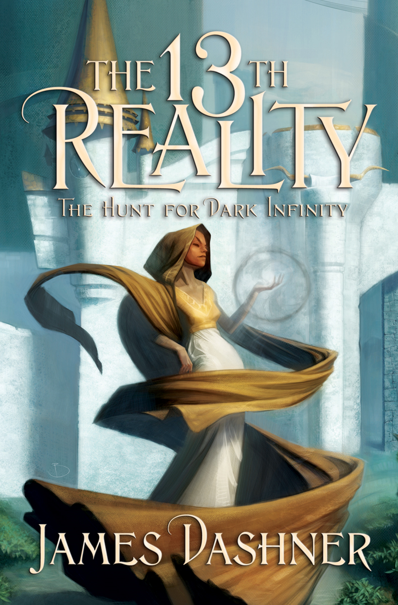 13th Reality, Vol. 2: The Hunt for Dark Infinity