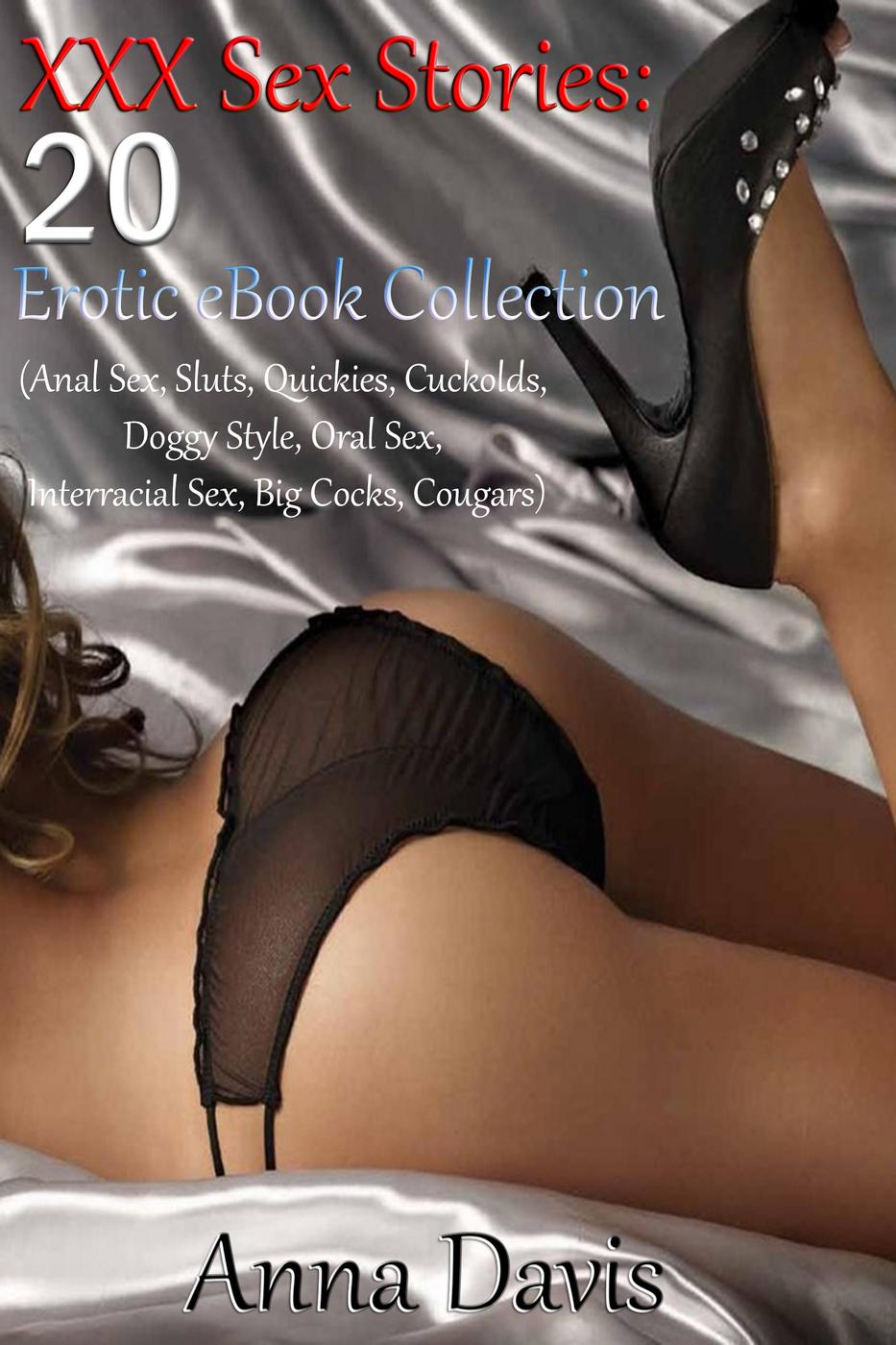 XXX Sex Stories: 20 Erotic eBook Collection