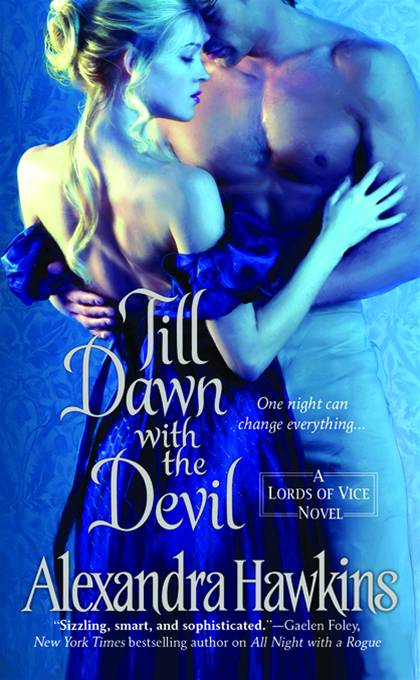 Till Dawn with the Devil By: Alexandra Hawkins