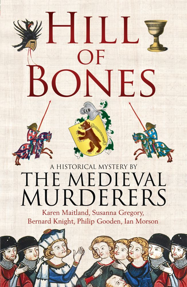 Hill of Bones By: Medieval Murderers, The