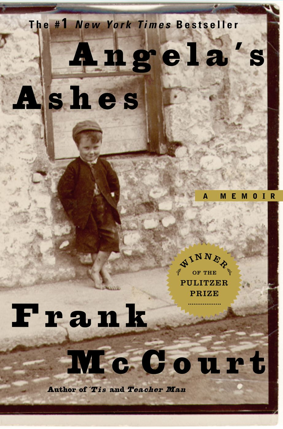 Angela's Ashes By: Frank McCourt