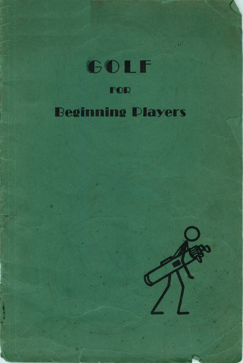 Golf for Beginning Players