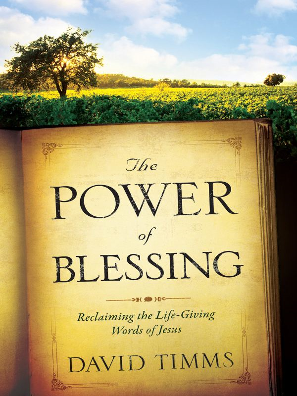 Power of Blessing, The By: David Timms