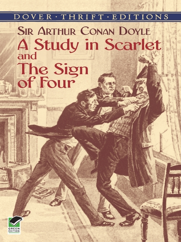 A Study in Scarlet and The Sign of Four