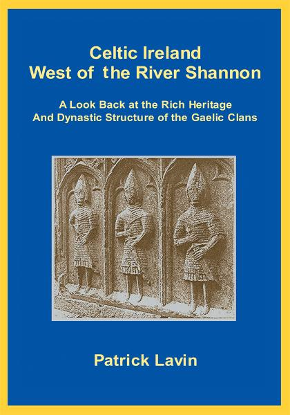 Celtic Ireland West of the River Shannon