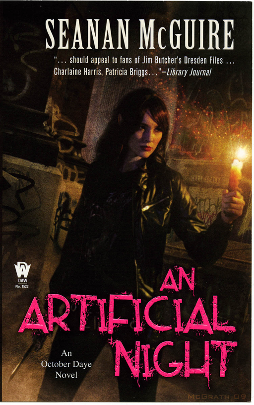 An Artificial Night By: Seanan McGuire