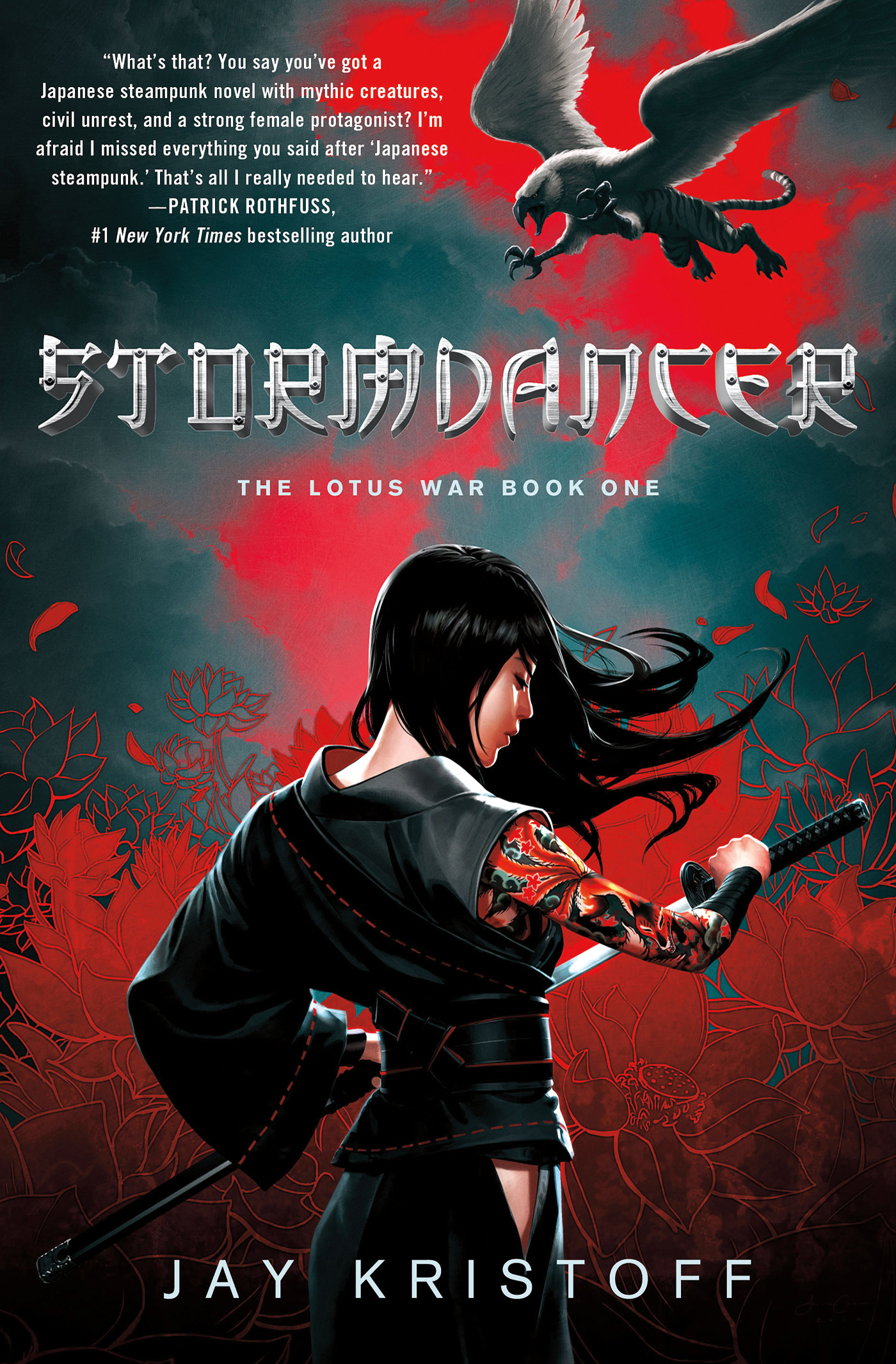 Stormdancer By: Jay Kristoff