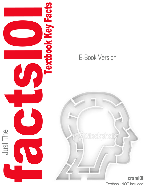e-Study Guide for: Occupational Safety and Health for Technologists, Engineers, and Managers by David L. Goetsch, ISBN 9780132397605 By: Cram101 Textbook Reviews