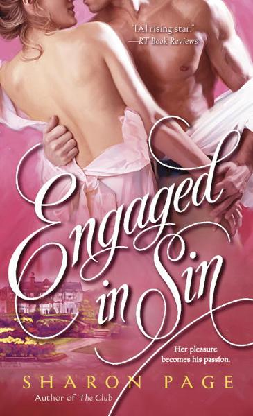 Engaged in Sin By: Sharon Page