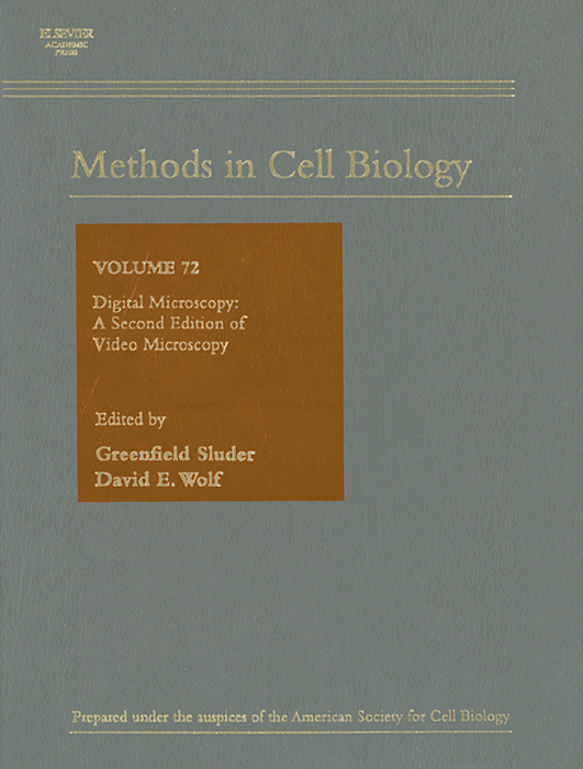 "Digital Microscopy A second edition of ""Video Microscopy"""