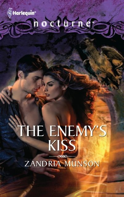 The Enemy's Kiss By: Zandria Munson